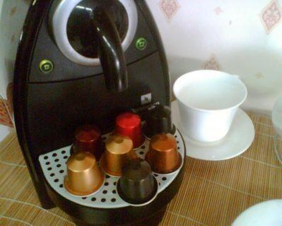 capsula di caffé