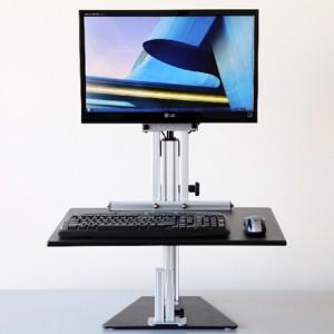 Strumento per la posizione verticale scrivania regolabile