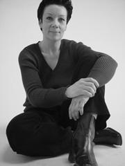 La designer Claudia Plikat