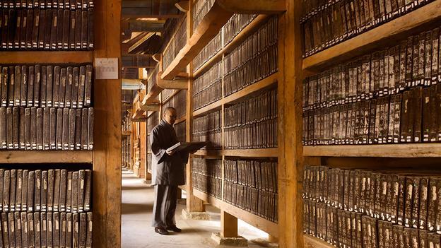 biblioteca buddista Tripitaka-Koreana