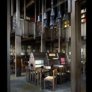 biblioteca museo arte moderna a Glasgow