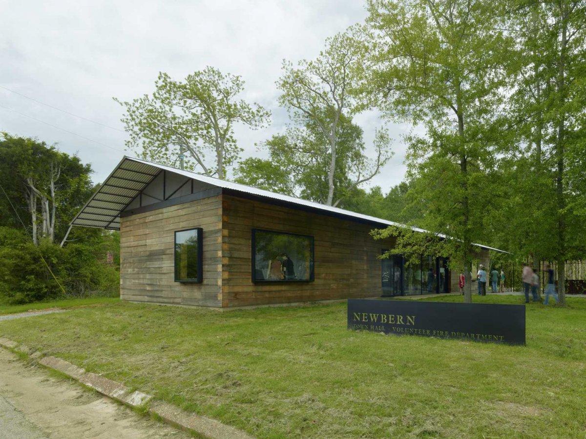 architettura publica-Newbern-Alabama
