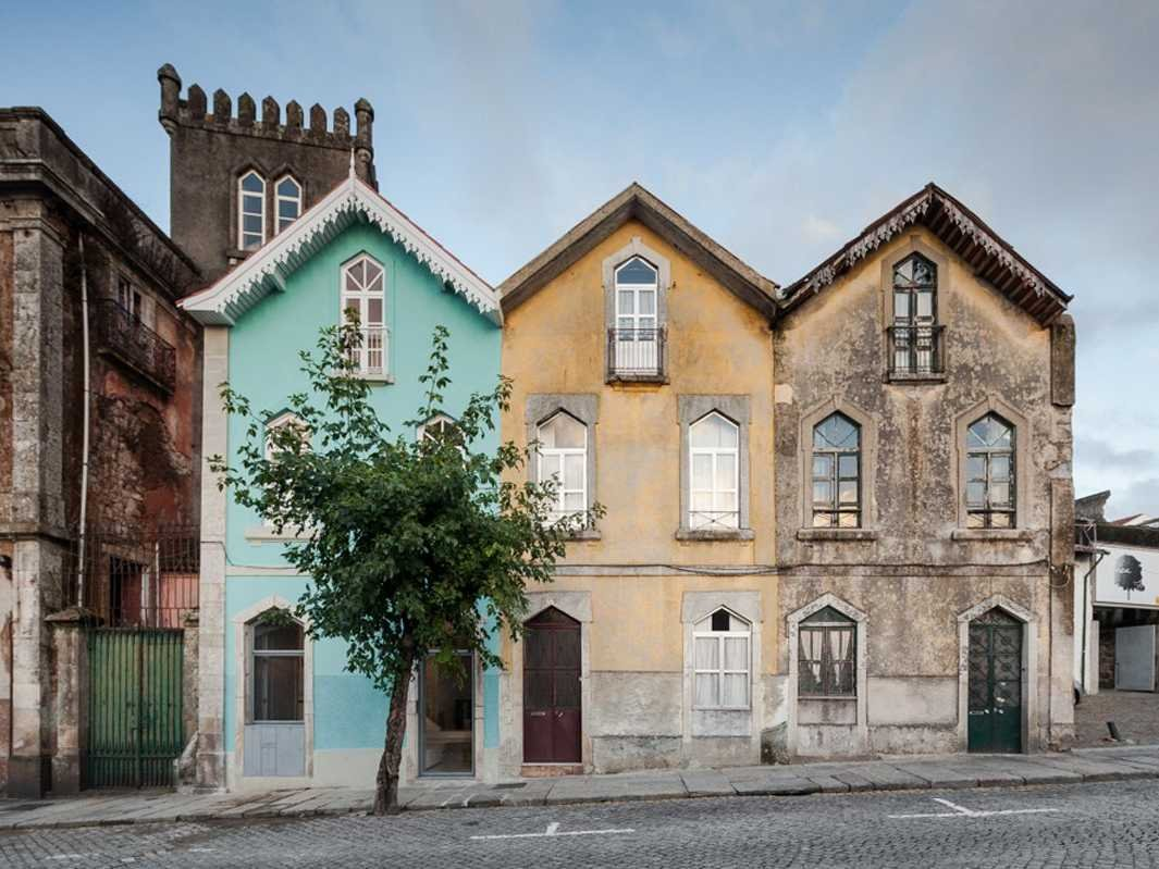 chalet-Portogallo