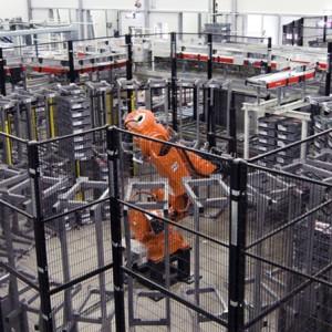 reti protezione produzione