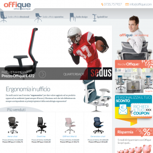 OffiQue - Office Boutique
